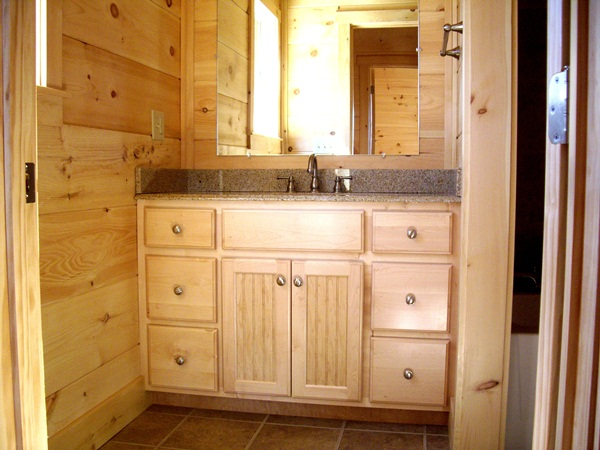 R L Roten Woodworking Bathroom Cabinets